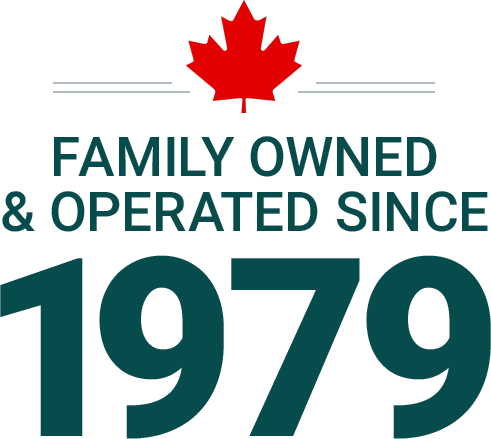 Family Owned and Operated since 1979