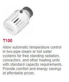 honeywell automatic temperature control