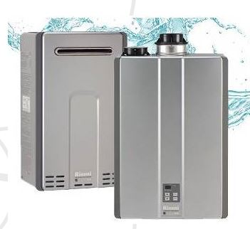 Installation of Gas Tankless Water Heaters