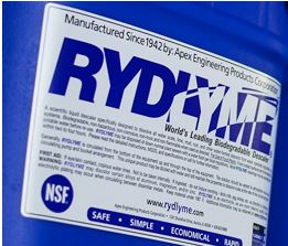 Rydlyme water heater flush