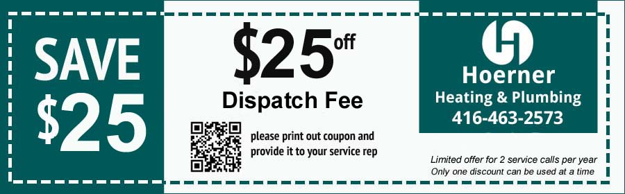 Service Dispatch Discount